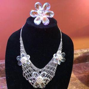 Estate Necklace and Bracelet